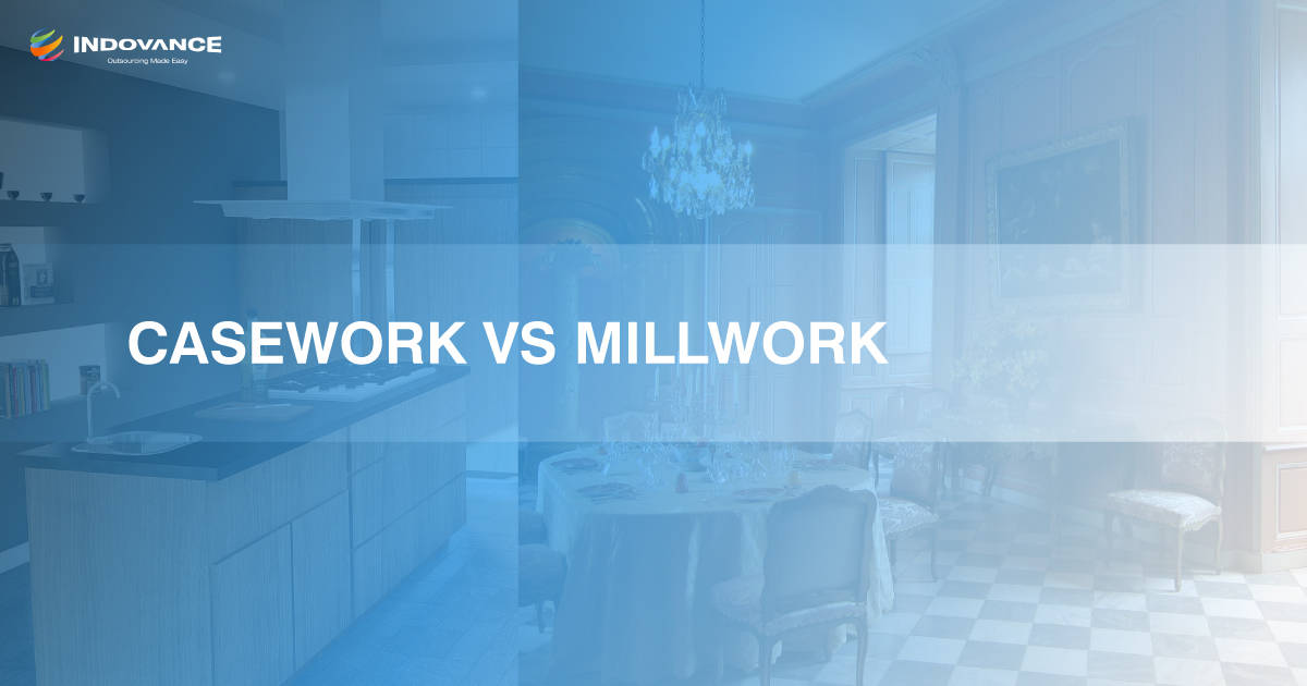 Casework vs Millwork