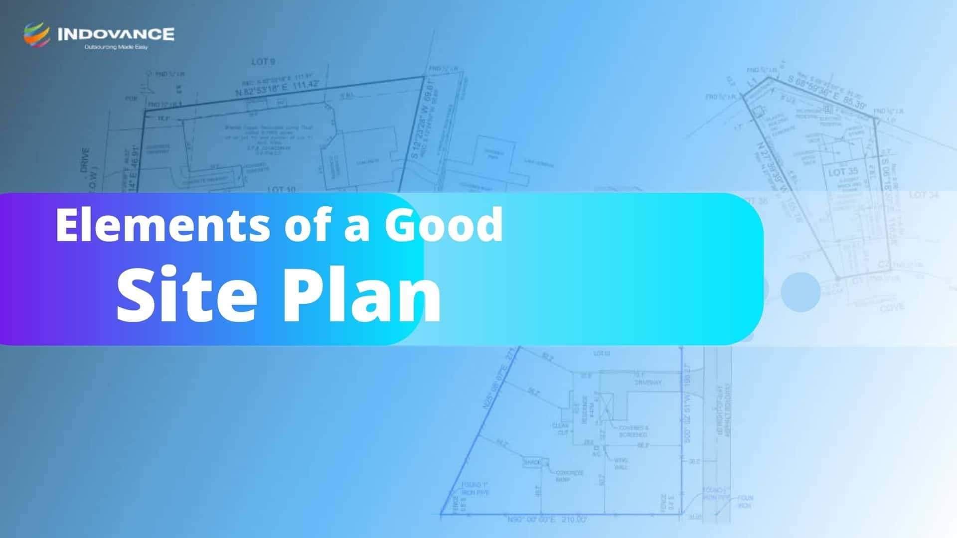 Elements of a Good Site Plan