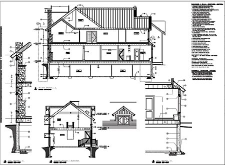 Construction Document-Sections